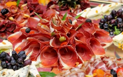 Gran degustazione di salumi, formaggi e Pizza
