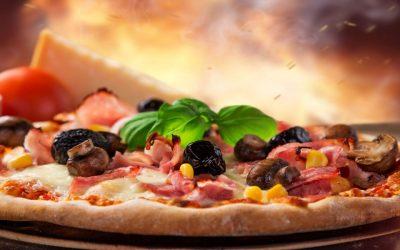Pizza a cena + bowling