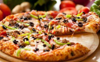 Bruschette varie, fritto Napoli e Pizza