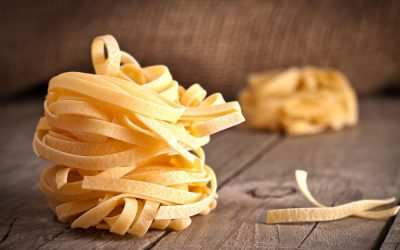 Pacchi famiglia di pasta fresca assortita