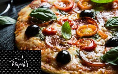 NAPOLI'S Pizzeria consegna a domicilio