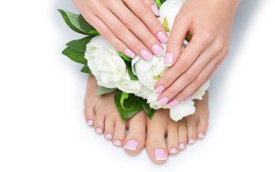 Trattamenti bellezza mani e piedi
